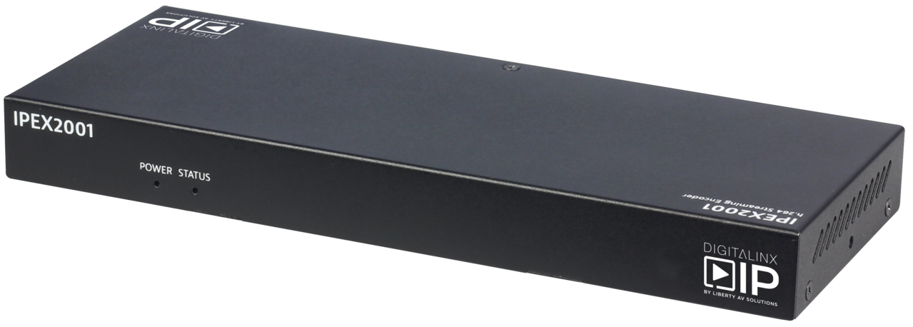 IPEX2001 - HDMI Over IP Encoder Scalable 1080P Solution w/ full Matrix & Video Wall Capability