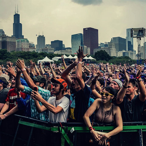 Lollapalooza - Power, Lighting, Climate Control