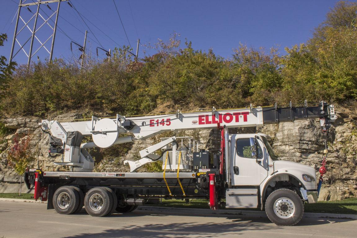 Aerial Crib Partspeugeot 306 Wiring Diagrams Vetro Freightliner M2106 Diagram Elliott E145 2016 6x6 Custom Truck