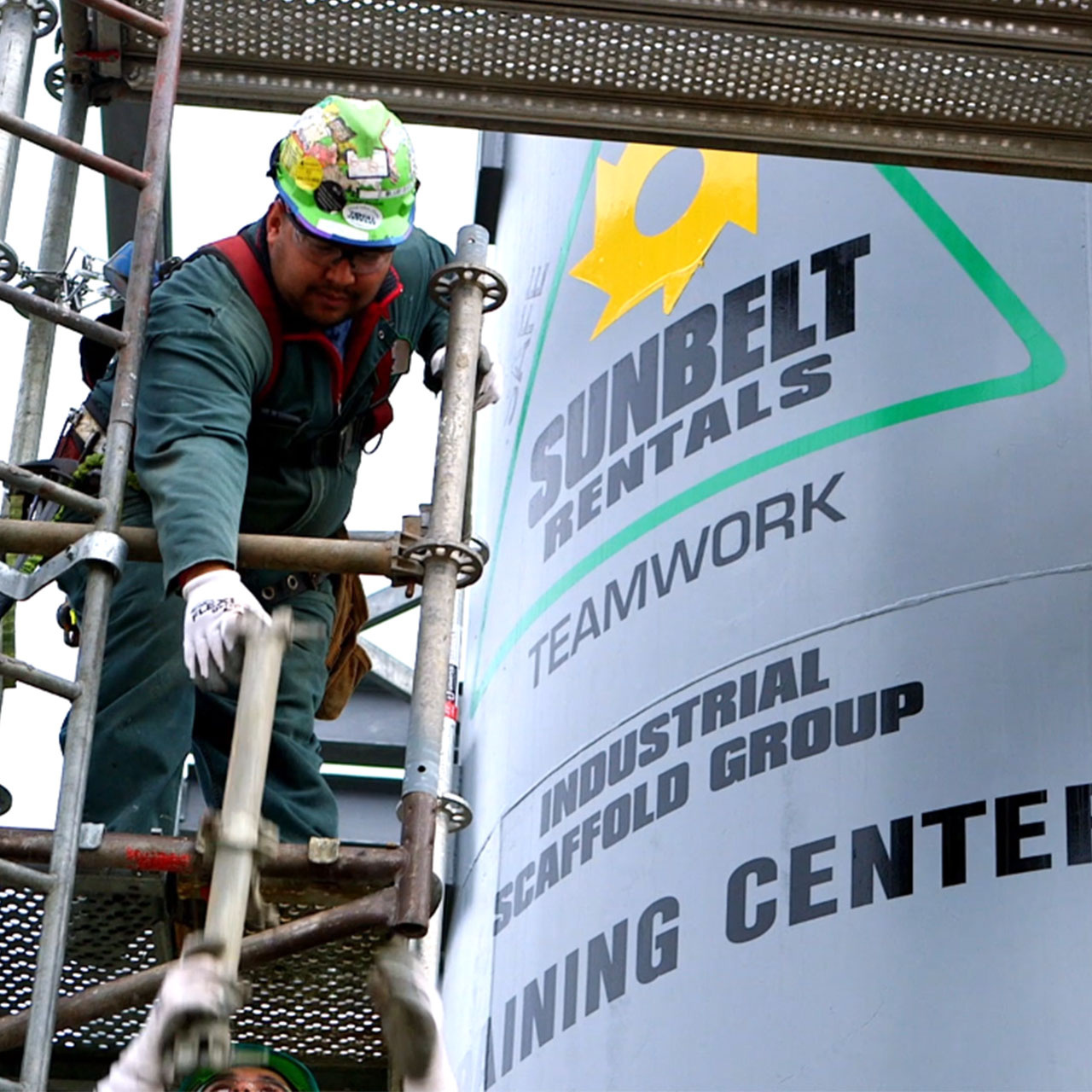 Sunbelt Rentals Scaffolding Solutions