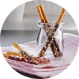 Homemade Pocky Sticks