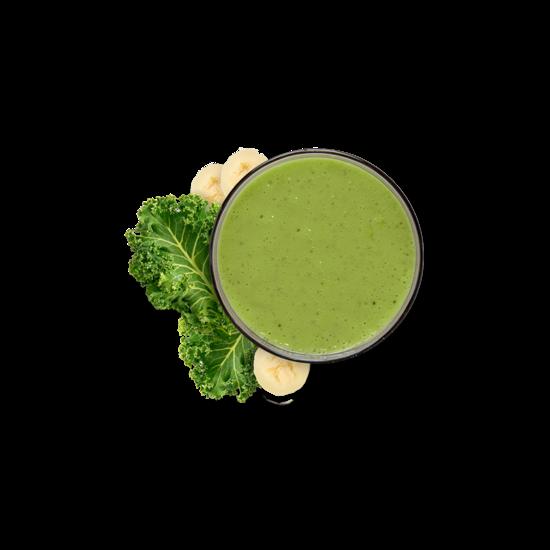 Kale, Banana and Quinoa Smoothie