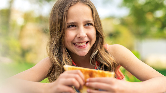 Basics of a healthy lunchbox