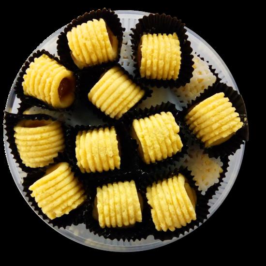 Pineapple Cheese Tart