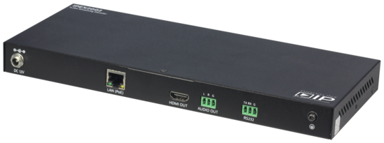 HDMI Over IP decoder Scalable 1080P Solution w/ full Matrix & Video Wall Capability