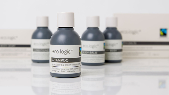 Recycling – Light Proof bottle into eco logic products