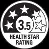 3.5 health star ratings